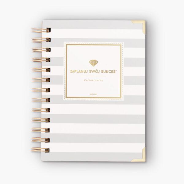 Planner | Planner Spiralowany | Zaplanuj Swój Sukces