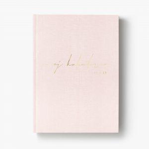 Kalendarz Akademicki 18/19 Powder Pink